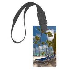 Bavaro Beach Luggage Tag
