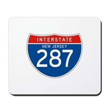 Interstate 287 - NJ Mousepad