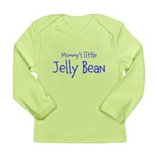 Mommys little Jelly Bean Long Sleeve T-Shirt