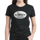 Am Staff Terrier GRAN Ash Grey T-Shirt