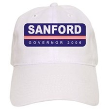 Support Mark Sanford Baseball Cap