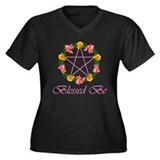 Blessed Be Plus Size T-Shirt
