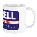 Support Jodi Rell Small Mug