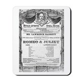 Romeo and Juliet #2 Mousepad