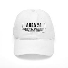 Area 51 Escapee Baseball Cap