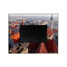 Rooves of Munich Picture Frame