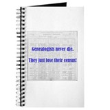 Genealogists Never Die Journal
