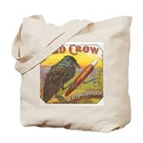Old Crow vintage label Tote Bag
