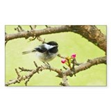 Sweet chickadee Decal