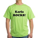 Karla Rocks! T-Shirt