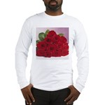 Red Rose Bouquet Long Sleeve T-Shirt