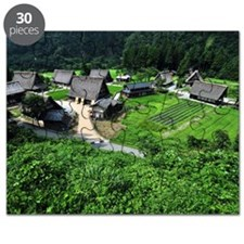 Suganuma World Heritage Puzzle