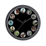 Wall Clock with your photo.