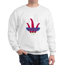 hOT pEPPERS Sweatshirt