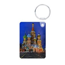 St Basil's cathedral at ni Keychains