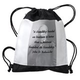 Airborne Brotherhood BRIT Member Tote Bag