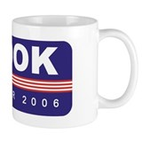 Support Ernest Istook Small Mug
