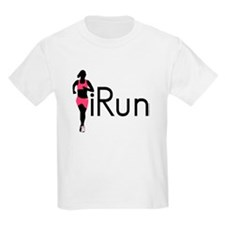 iRun Kids T-Shirt