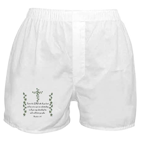 Proverbs Boxer Shorts