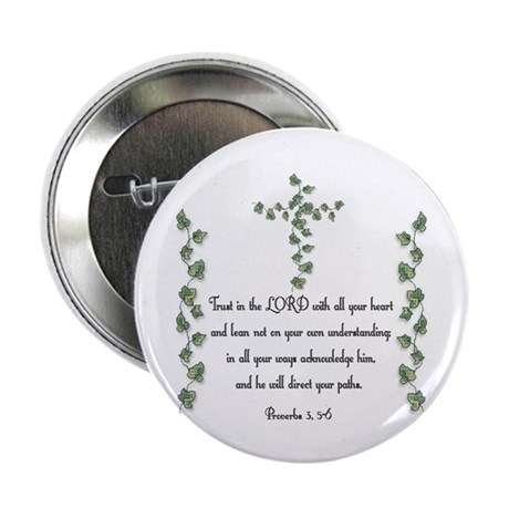 "Proverbs 2.25"" Button (10 pack)"