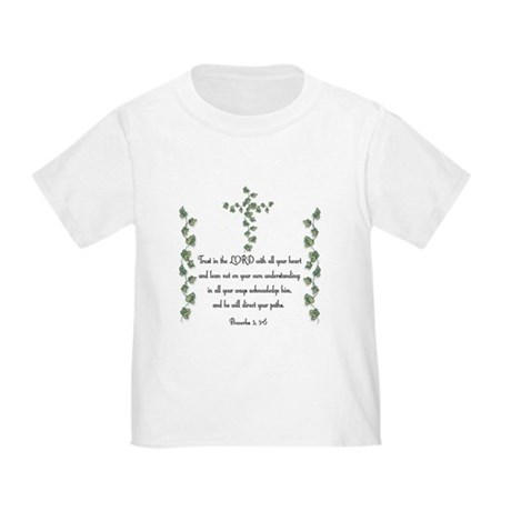 Proverbs Toddler T-Shirt