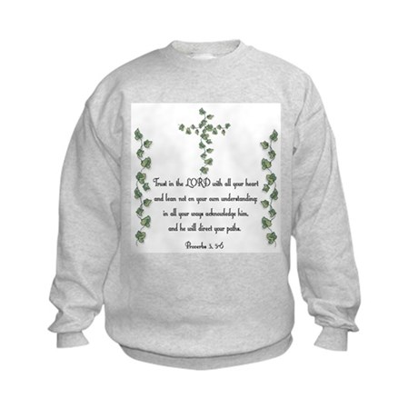 Proverbs Kids Sweatshirt