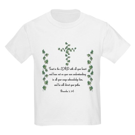 Proverbs Kids T-Shirt