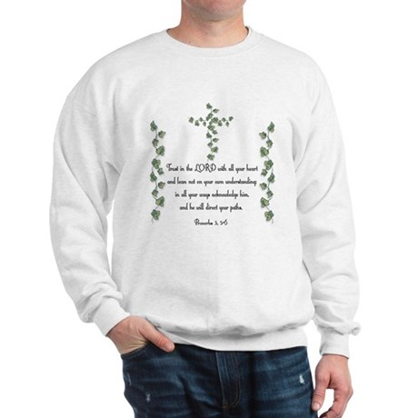 Proverbs Sweatshirt