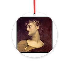 Antigone Ornament (Round)