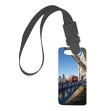 tower bridge Luggage Tag