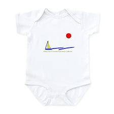 Surfers Point Infant Bodysuit