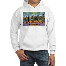 Bethlehem Pennsylvania Greetings Hoodie