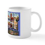 Bangor Maine Greetings Mug