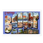Bangor Maine Greetings Postcards (Package of 8)