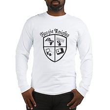 Boogie Knights - White Shirts Long Sleeve T-Shirt