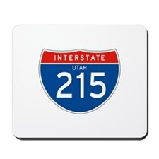 Interstate 215 - UT Mousepad
