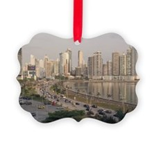 Panama City skyline Ornament