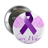 "Chiari Warrior 2.25"" Button"