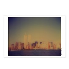 """Manhattan Skyline"" Postcards (Package of 8)"