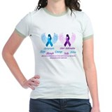 Chiari/Syringomyelia Awareness T-Shirt