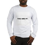 Men's YOU ARE IT! LS T-S