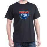 Interstate 205 - WA T-Shirt