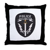Glendale Gang Unit Throw Pillow