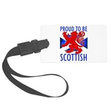 Proud to be SCOTTISH Luggage Tag