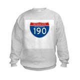 Interstate 190 - SD Sweatshirt