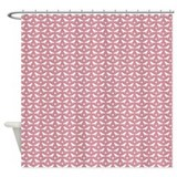 White Birds Shower Curtain