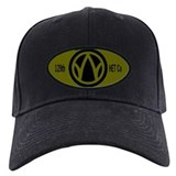 Black 129th Transportation Company Cap