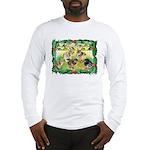 Chicks For Christmas! Long Sleeve T-Shirt