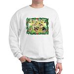 Chicks For Christmas! Sweatshirt