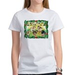 Chicks For Christmas! Women's T-Shirt